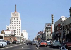 L.A WILSHIRE 1954