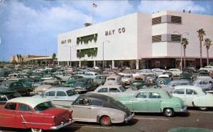 LAKWOOD CENTER 1950s