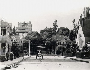LOS ANGELES THIRD AND HILL 1808