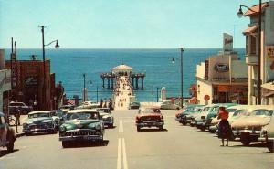 MANHATTAN BEACH CALIF 1957