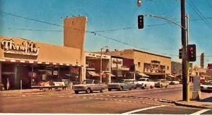 TRIFTY DRUG STORE -SOUTHERN CALIFORNIA 1960 1