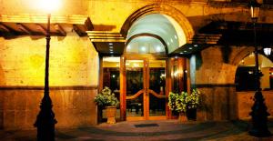 Hotel De Mendoz Guadalajara