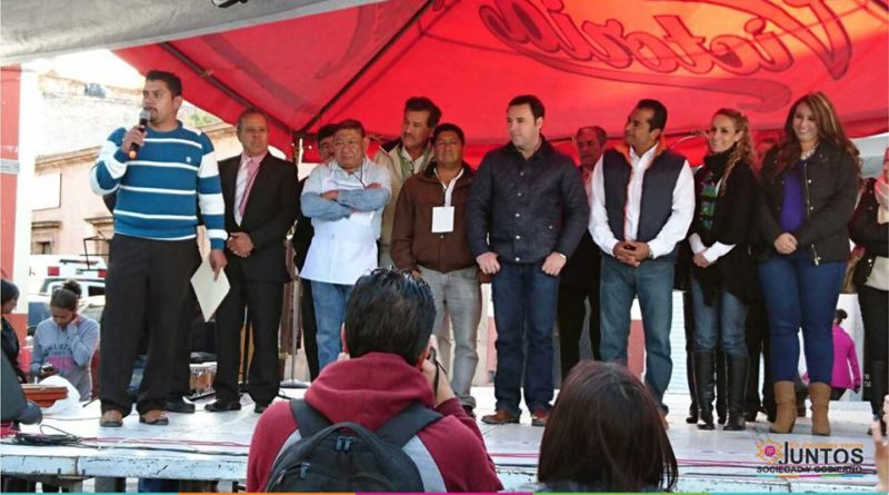 ARTESANOS DE JOCOTEPEC ORGULLOSAMENTE PRESENTES EN EL MUNICIPIO DE JEREZ ESTADO DE ZACATECAS.